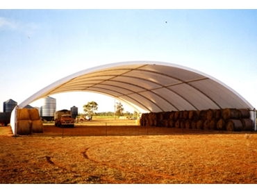 Polytex Tarps provide excellent coverage for large areas