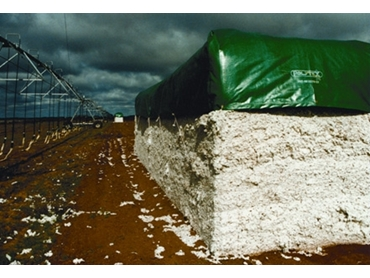 Effective hay protection for all weather conditions