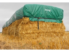 Ratch-e-Trap covers for hay producers