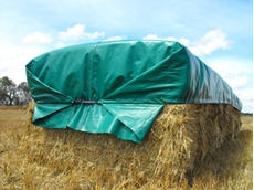 Polytex 1st in grain covers and hay tarps
