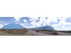 Polytex Tarpaulins once again, first in big bunker covers