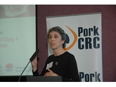 Dr Allison Collins will present her pig health research at the 2011 Australian Pig Vets meeting