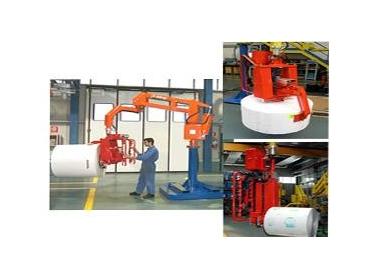 Industrial Roll and Bobbin Handling Manipulators