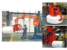 Dalmec Industrial Manipulators for Roll And Bobbin Handling