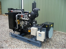 JCB Engine-Powered Generator Set