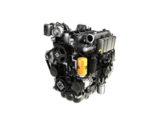 Power Equipment recommended the JCB DieselMax 444 diesel engine for a large Envirofix hydro seeder