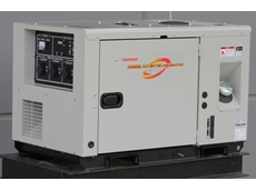 Power Equipment - Yanmar Redflow's eG100i diesel inverter generators