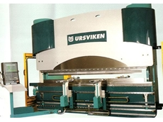 Ursviken's Optima press brakes available from Power Machinery