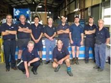 Power Machinery Australia - Water jet cutters