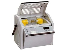 The DPA 75 Automatic Insulating Oil Tester