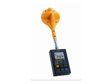 The magnetic field testers are available with RMS level output