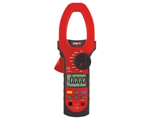 Model UT207 digital clamp tester