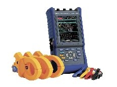 Hioki 3197 power quality analyser.