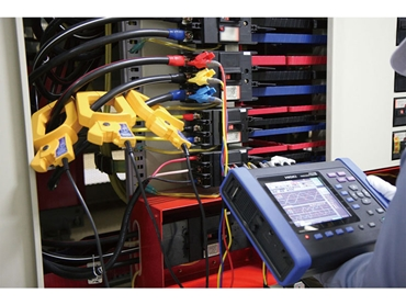 The Hioki PW3198 Power Quality Analyzer is ideal for troubleshooting solutions