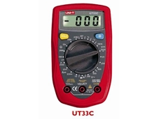 UNI-T Palm Size Digital Multimeters