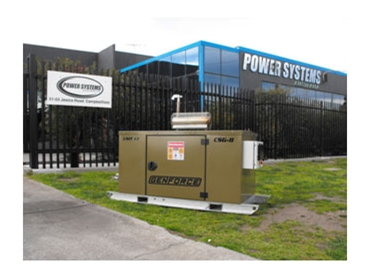 Gas and Diesel Generator Units