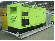 Genforce diesel generators have been specifically designed to withstand tough Australian environmental conditions