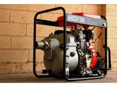 Diesel Mud Pump with Electric Start by PowerCare
