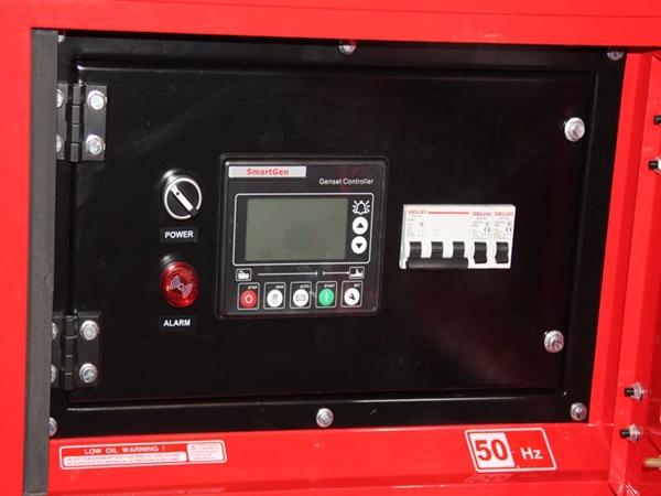 KOOP 10KVASilent Diesel Generator 240V, water-cooled with