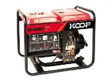 KOOP 3KVA 240V Diesel Generators