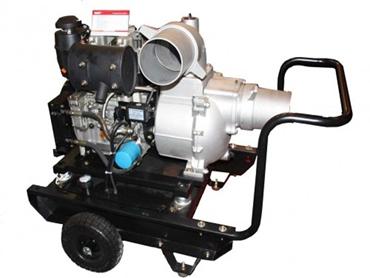 KOOP 6 Inch Diesel Water Pump