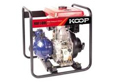 KOOP Diesel Pressure Pump 1.5 inch with electric start