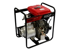 Multi-Purpose 4 inch KOOP Diesel Water Pump with Electric Start from PowerCare