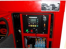 YANDONG Silent Diesel Generator 18KVA, 415V/240V Combo