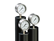 Ashcroft T5500 and T6500 pressure gauges are available in ranges up to 2,500 Bar