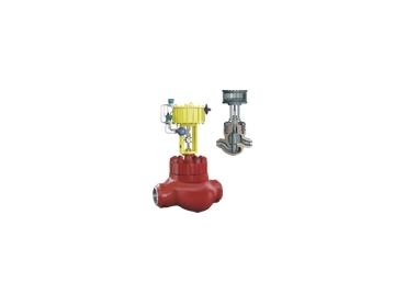 Heavy Duty Pressure Control Valves