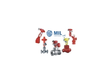 Temperature Control Valves with low emissions