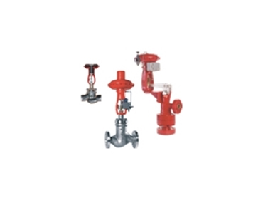Flow Control Valves with reduced noise levels