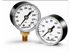 Type 1005 commercial pressure gauges