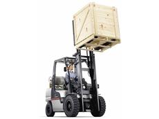 Forklift operator training