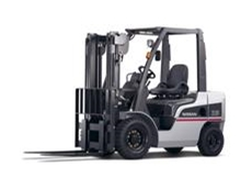 Ex-demonstration forklift models