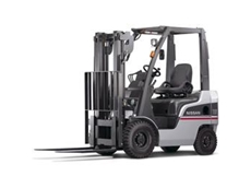 Eco friendly LPG forklifts from Powelift Materials Handling