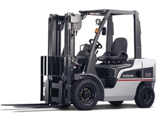 Nissan - 1F1-1F2 1.8 to 3.5 tonne forklift