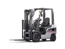 Nissan Forklift 1F - Series - Series 1F2A35