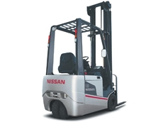 Nissan - TX series 1.25 to 2.0 tonne battery electric forklifts from Powerlift