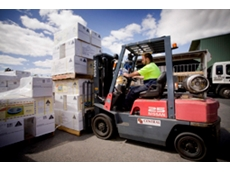 Powerlift Nissan's materials handling equipment