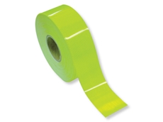3M Diamond grade reflective tapes and the Reflective Tapes Class 2 from Powerpak Packaging