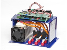 Custom built single and three phase SCR power controllers from Practical Control Solutions