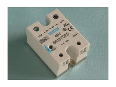 Crouzet's GND dc output solid state relay.