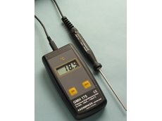 Greisinger's GMH175 digital thermometer