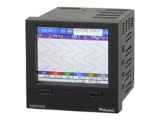 Ohkura VM7000 paperless chart recorder