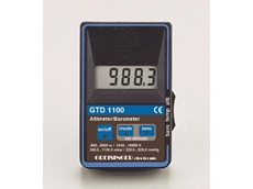 Precision Barometers from Practical Control Solutions with Built-In Altimeter and Thermometer