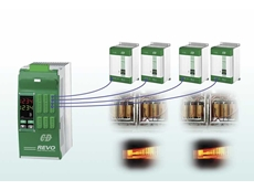 A single REVO-PC unit can control up to 24 single phase loads or 8 three phase loads