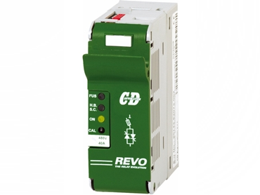Revo SSR - Solid State Relays with IFH Option