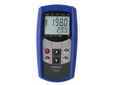 Waterproof GMH5550 pH measurement device