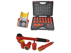 "​MAXIGEAR® VDE Double Insulated Socket Set, ½"" Square Drive, 1000v Rating"